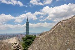 Cenário de Taipei Imagens de Stock Royalty Free