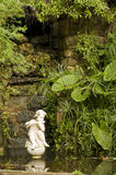 Cenário do jardim Imagens de Stock