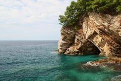Cenário do mar Fotos de Stock Royalty Free
