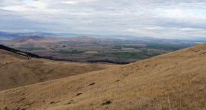 Cenário em Montana ocidental foto de stock