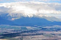 Cenário em Montana ocidental fotos de stock royalty free