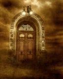 Cenário gótico 20 Fotografia de Stock Royalty Free
