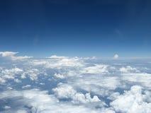 Cenário II da nuvem imagem de stock royalty free