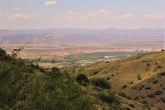 Cenário Jerome da paisagem, Maricopa County, o Arizona, Estados Unidos imagem de stock royalty free