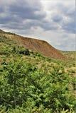 Cenário Jerome da paisagem, Maricopa County, o Arizona, Estados Unidos fotos de stock royalty free
