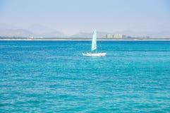 Cenário marinho Fotos de Stock Royalty Free