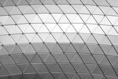 A cena abstrata da estrutura da geometria foto de stock