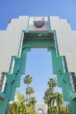 Cena bonita em torno da câmara municipal de Beverly Hills foto de stock royalty free