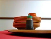 Cena china imagen de archivo libre de regalías