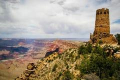 Cena da garganta do Arizona Imagens de Stock Royalty Free