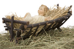 Cena da natividade Fotos de Stock