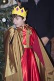 Cena da natividade fotos de stock royalty free