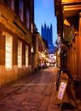 Torre da catedral de Canterbury imagem de stock royalty free