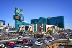 Cena da rua de Las Vegas Imagens de Stock