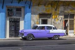 Cena da rua, Havana, Cuba #5 Foto de Stock Royalty Free