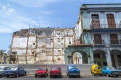 Cena da rua, Havana, Cuba #7 Foto de Stock Royalty Free