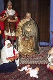 Cena da vida de Jesus O massacre dos Innocents, uma cena do novo testamento imagens de stock royalty free