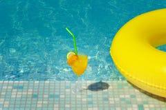 cena das férias de verão Fotografia de Stock Royalty Free