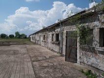 Cena de construção abandonada 3 Foto de Stock Royalty Free