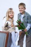 Cena de Easter fotos de stock royalty free