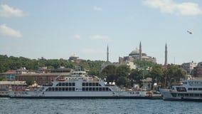 Cena de Istambul Fotografia de Stock