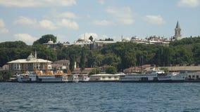 Cena de Istambul Imagem de Stock Royalty Free