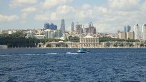 Cena de Istambul Imagens de Stock