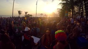 Cena de Rio Carnival Street Party Sunset filme