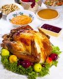 Cena de Turquía Fotografía de archivo