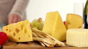 Cena del queso metrajes