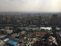 Cena do Cairo Fotografia de Stock