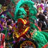 Cena do carnaval Fotografia de Stock