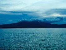 Cena do mar Imagem de Stock