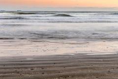Cena do oceano Fotografia de Stock