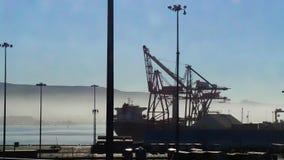 Cena do porto de Baja California Fotos de Stock Royalty Free