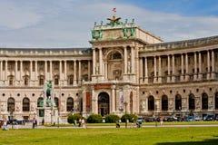 Cena em Viena, Áustria Fotografia de Stock