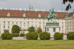 Cena em Viena, Áustria Foto de Stock