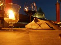 Cena en Venecia Imagen de archivo
