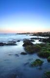 Cena litoral Imagem de Stock Royalty Free