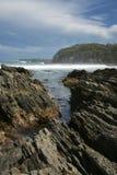Cena litoral. Imagem de Stock Royalty Free