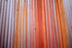 Cena oxidada da cidade Fotos de Stock