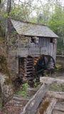 Cena primitiva do leste da natureza de Tennessee Sevierville Pigeon Forge Gatlinburg das montanhas fumarentos da angra de Cades Imagem de Stock