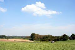 Cena rural Foto de Stock