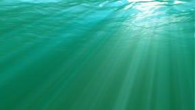 Cena subaquática Grande fundo marinho popular filme