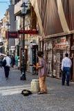 Cena urbana fotografia de stock royalty free