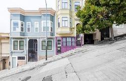 Cena urbana de San Francisco, Califórnia, EUA imagem de stock royalty free