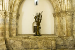 Cenacle (Room of the last supper) . Stock Photography