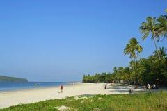 Cenang beach on Langkawi island, Malaysia Stock Photo
