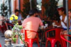Cenas da cidade do verão Imagem de Stock Royalty Free