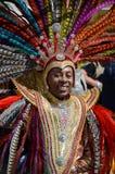 Cenas da samba Imagem de Stock Royalty Free